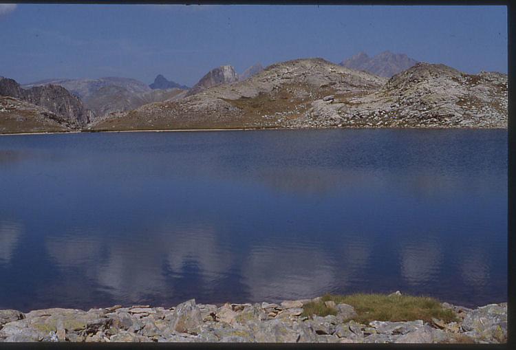 Les lacs de Roure