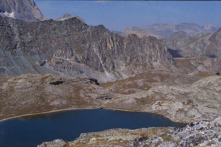 Un des lacs de Roure