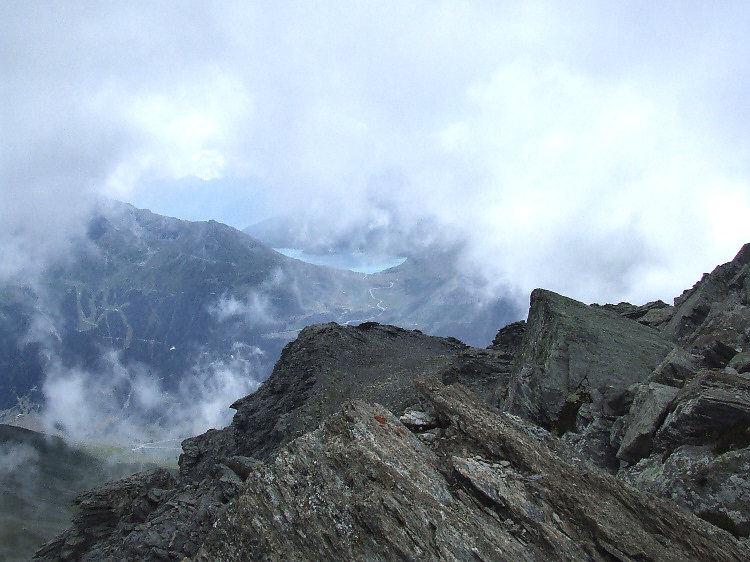 Vue de la pointe de Turat