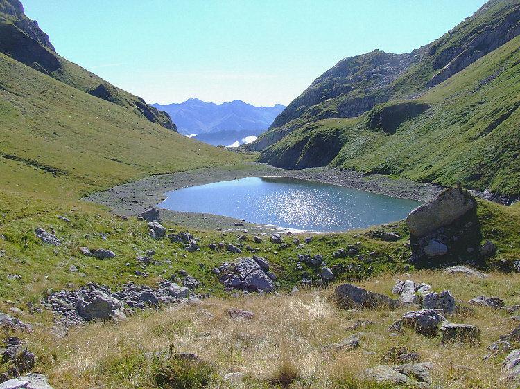 Au lac de Lhurs