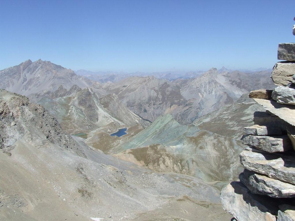 Sur le mont Ciaslaras