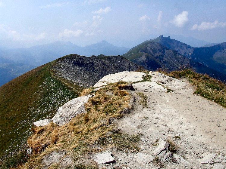 Au Mont Joly