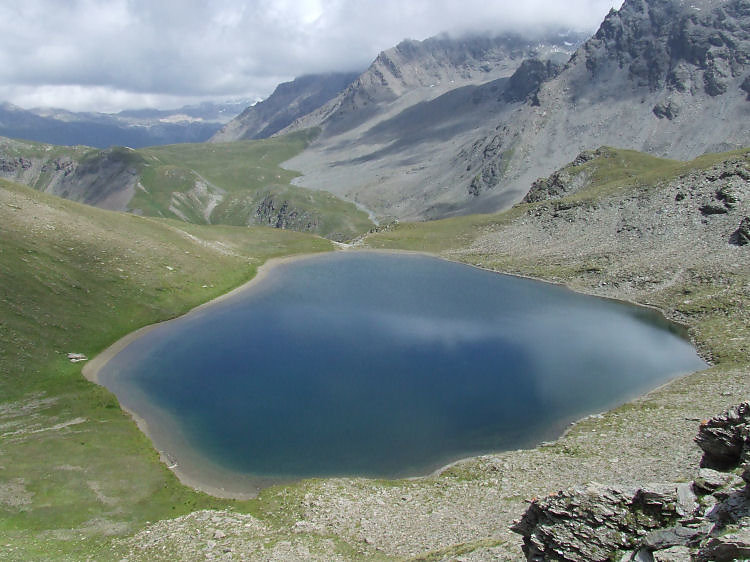 Lac de Lanserlia
