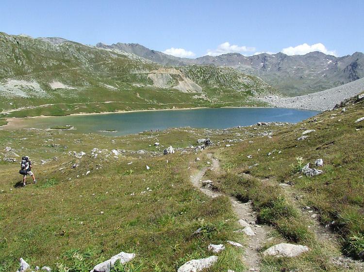 Au  lac Rond
